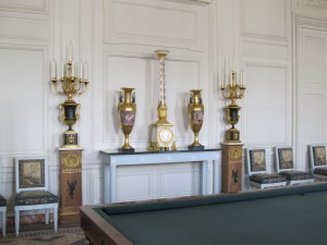 Grand Trianon salon billard