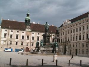 Le Palais de la Hofburg