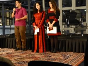 Echos de Palestine, les lauréats 2015