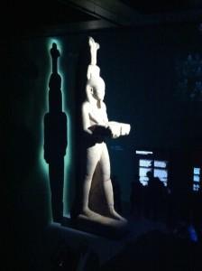 statue colossale de Hâpy