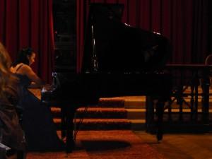 Maniola Camuset Trebicka au piano
