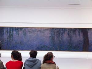 Nymphéas de Monet
