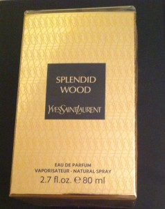Parfum Splendid Wood Yves Saint Laurent