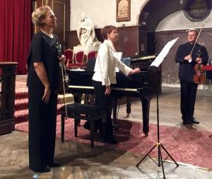 trio Migen Mato, Mimoza et Aleksander Mato
