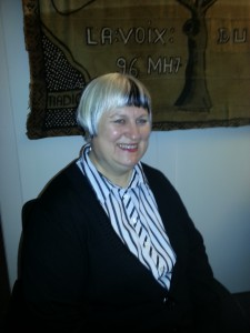coiffure noir et blanc 2012