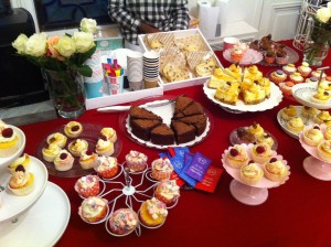 cupcakes du vide dressing