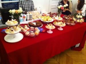 gâteaux du vide dressing