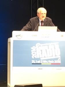 Olivier Schrameck, Président du CSA
