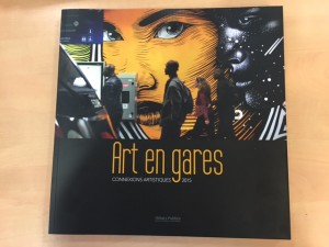 livre Art en gare
