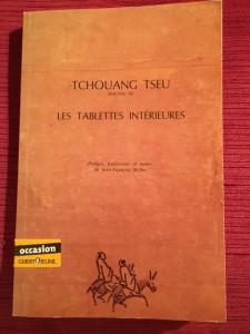 Tchouang tseu les tablettes intérieures
