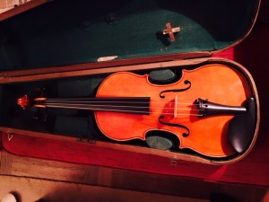 le violon de Papa