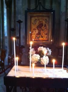 Icône de la Vierge, Saint-Julien-Le-Pauvre