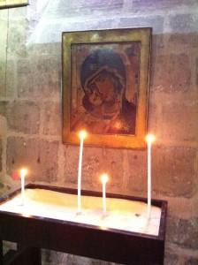 Vierge à l'Enfant, Saint-Julien-Le-Pauvre