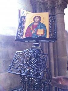 Lutrin, Saint-Julien-Le-Pauvre