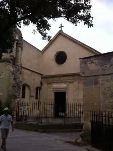 Saint-Julien-Le-Pauvre, entrée