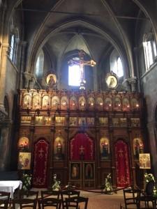 Saint-Julien-Le-Pauvre, iconostase