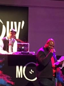 Konhdo et DJ Mike