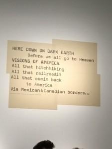 Poème de Jack Kerouac