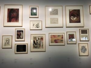 Peintures de Kerouac
