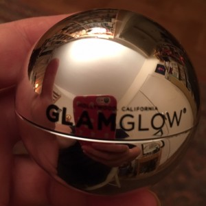 boîte gommage lèvres Glamglow