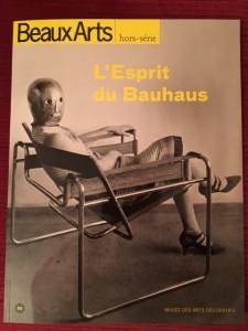 exposition l'Esprit du Bauhaus