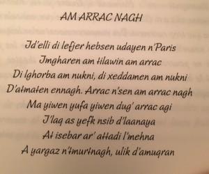 Tract Vél' d'Hiv' amazigh