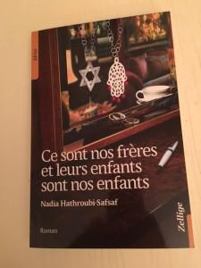 Livre Nadia Hathroubi-Safsaf