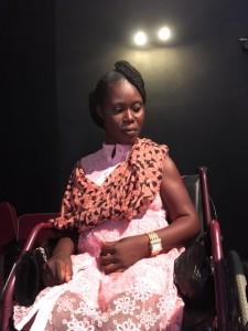 Joséphine, chanteuse nigériane