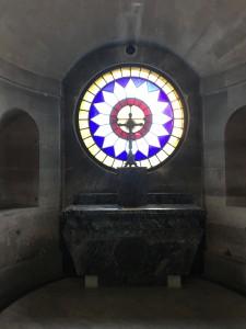Crypte de la Chapelle expiatoire