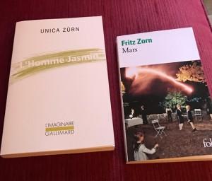 Fritz Zorn et Unica Zürn