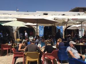 Essaouira une place