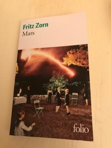Fritz Zorn, Mars