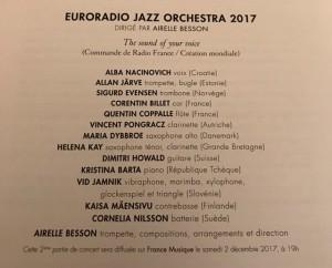 Euroradio Jazz Orchestra