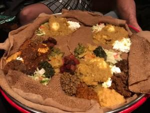 plat éthiopien